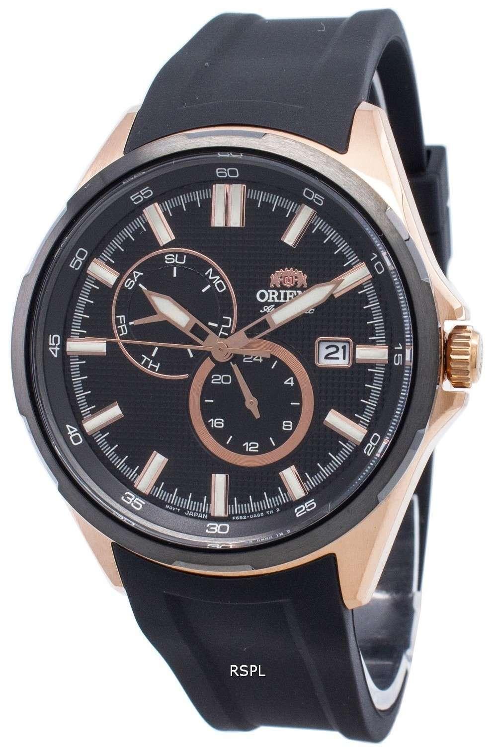 オリエント自動RA-AK0604B10Bメンズ腕時計