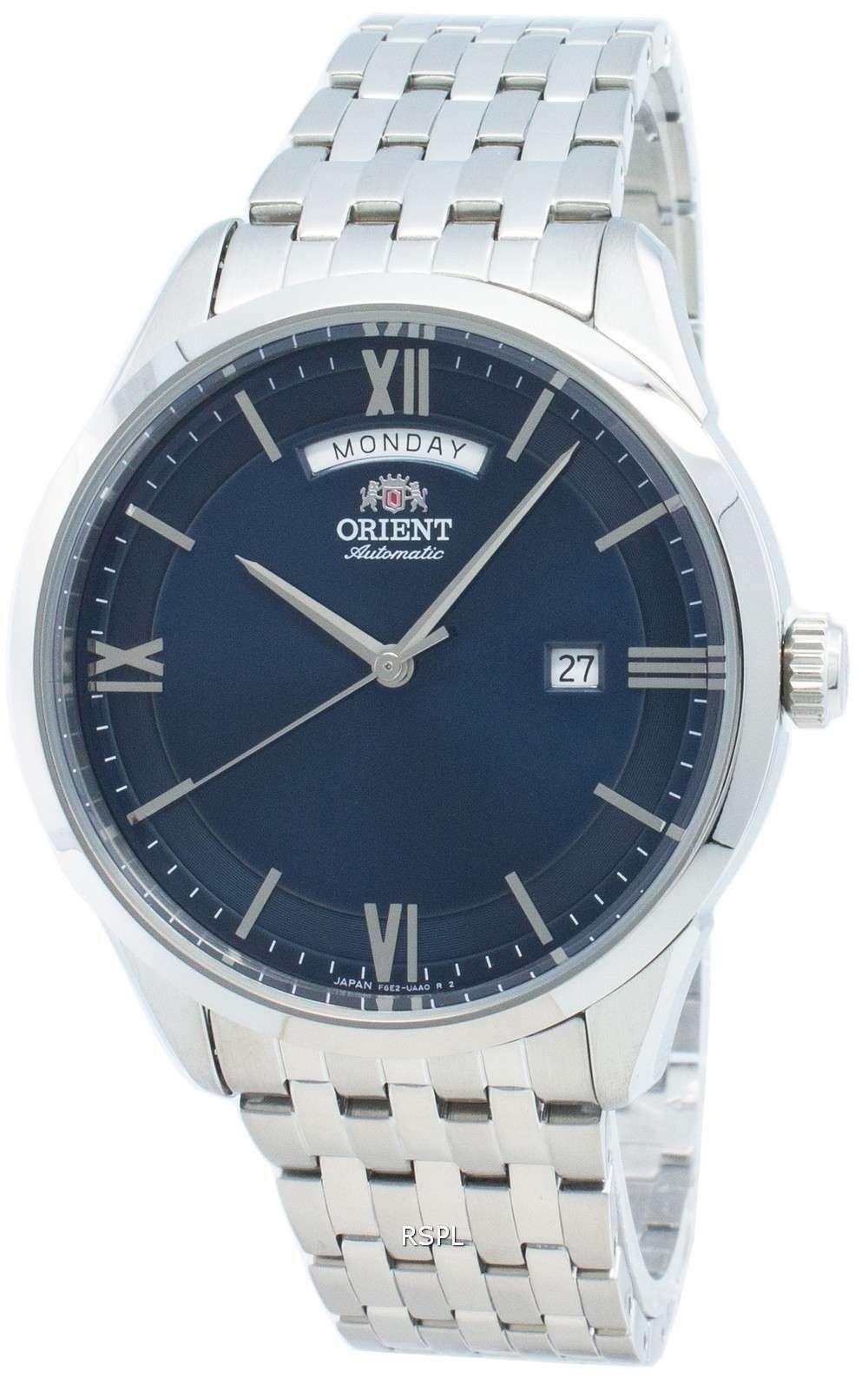 オリエント自動RA-AX0004L0HBメンズ腕時計