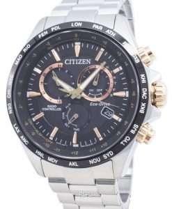 シチズンエコ・ドライブCB5834-86Eラジコンメンズ腕時計