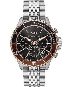 マイケルコースベイビルMK8725クロノグラフクォーツメンズ腕時計