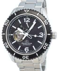 オリエントスター自動RE-AT0101B00Bオープンハート200 Mメンズ腕時計