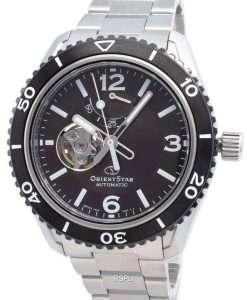 オリエントスター自動RE-AT0102Y00Bオープンハート200 Mメンズ腕時計