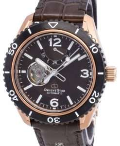 オリエントスター自動RE-AT0103Y00Bオープンハート200 Mメンズ腕時計
