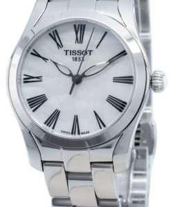 ティソT-Wave T-Lady T112.210.11.113.00 T1122101111300クォーツレディース腕時計