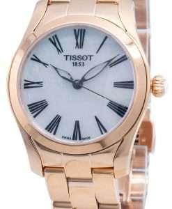 ティソT-Wave T-Lady T112.210.33.113.00 T1122103311300クォーツレディース腕時計