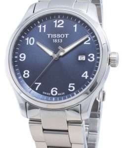 ティソXLクラシックT116.410.11.047.00 T1164101104700クォーツメンズ腕時計