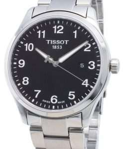 ティソXLクラシックT116.410.11.057.00 T1164101105700クォーツメンズ腕時計