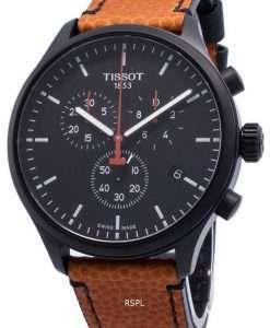ティソXL NBA T116.617.36.051.08 T1166173605108クロノグラフクォーツメンズ腕時計