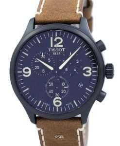 ティソTスポーツクロノグラフXLクォーツT116.617.36.057.00 T1166173605700メンズ腕時計