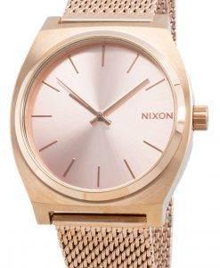 ニクソンザタイムテラーミラネーゼA1187-897-00クォーツレディース腕時計