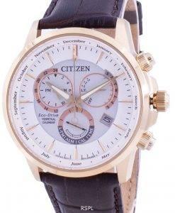 シチズンエコ・ドライブBL8153-11Aパーペチュアルカレンダーメンズ腕時計