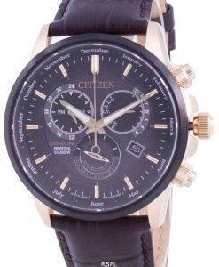 シチズンエコ・ドライブBL8156-12Eパーペチュアルカレンダーメンズ腕時計