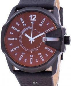 ディーゼルメガチーフDZ1657クォーツメンズ腕時計