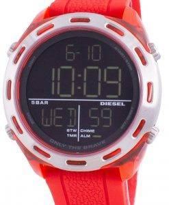 ディーゼルクラッシャーDZ1900クォーツメンズ腕時計