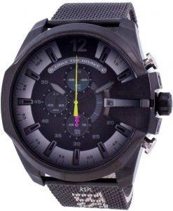 ディーゼルメガチーフDZ4514クォーツクロノグラフメンズ腕時計