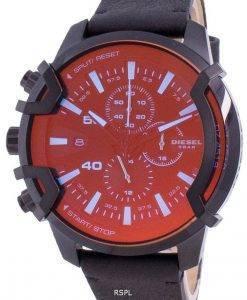 ディーゼルグリフDZ4519クォーツクロノグラフメンズ腕時計