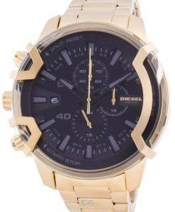 ディーゼルグリフDZ4522クォーツクロノグラフメンズ腕時計