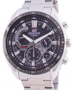 カシオエディフィスEFR-570DB-1AVクォーツクロノグラフメンズ腕時計