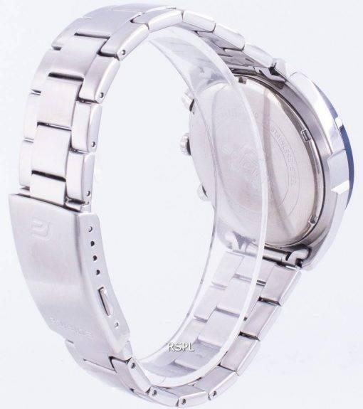 カシオエディフィスEFR-570DB-1BVクォーツクロノグラフメンズ腕時計