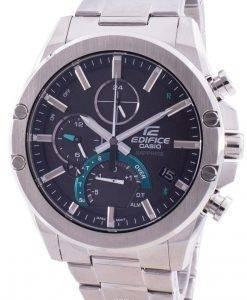 カシオエディフィスEQB-1000D-1Aクォーツメンズ腕時計