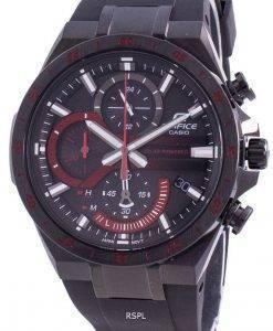 カシオエディフィスEQS-920PB-1AVクォーツクロノグラフメンズ腕時計