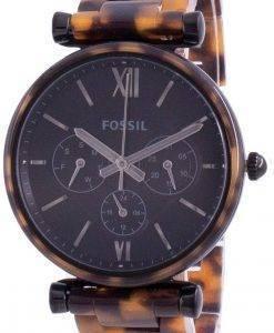 FossilカーリーミニES4659クォーツレディース腕時計