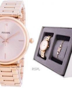 FossilカーリーミニES4685SETクォーツレディース腕時計