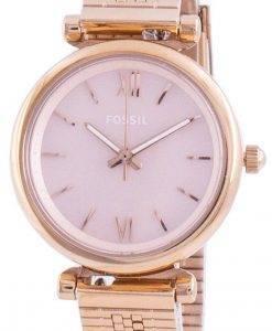 FossilカーリーミニES4697クォーツレディース腕時計