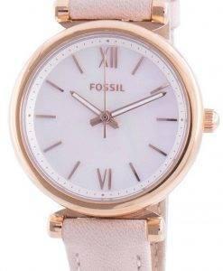 FossilカーリーミニES4699クォーツレディース腕時計