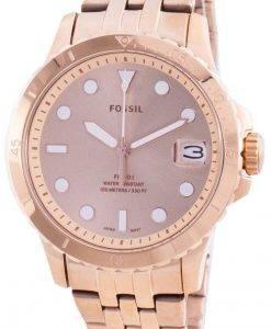 Fossil FB-01 ES4748クォーツレディース腕時計
