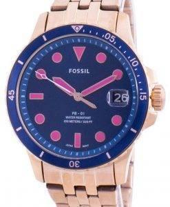 Fossil FB-01 ES4767クォーツレディース腕時計