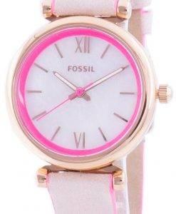 FossilカーリーミニES4833クォーツレディース腕時計