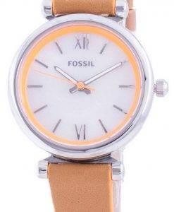 FossilカーリーミニES4835クォーツレディース腕時計