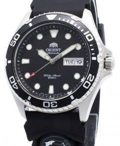 オリエントレイII FAA02007B9自動200 Mメンズ腕時計