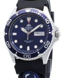 オリエントレイII FAA02008D9自動200 Mメンズ腕時計