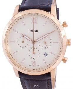 Fossil Neutra FS5558クォーツクロノグラフメンズ腕時計