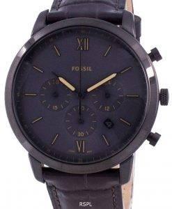 Fossil Neutra FS5579クォーツクロノグラフメンズ腕時計