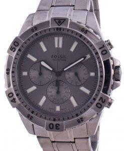 Fossil Garrett FS5621クォーツクロノグラフメンズ腕時計
