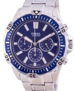 Fossil Garrett FS5623クォーツクロノグラフメンズ腕時計