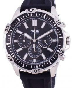 Fossil Garrett FS5624クォーツクロノグラフメンズ腕時計