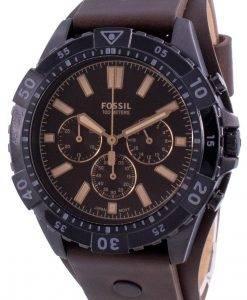Fossil Garrett FS5626クォーツクロノグラフメンズ腕時計