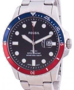 Fossil FB-01 FS5657クォーツメンズ腕時計