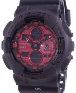 カシオGショックGA-140AR-1Aクォーツショック耐性200 Mメンズ腕時計