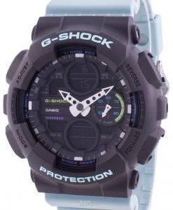 カシオGショックGMA-S140-2Aクォーツワールドタイム200 Mメンズ腕時計