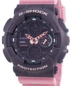 カシオGショックGMA-S140-4Aクォーツショック耐性200 Mメンズ腕時計