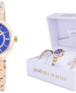 インビクタエンジェル29323クォーツダイヤモンドアクセントレディース腕時計