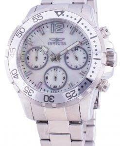 インビクタプロダイバー29455クォーツクロノグラフレディース腕時計
