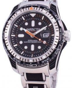 インビクタハイドロマックス29586クォーツ200Mメンズ腕時計