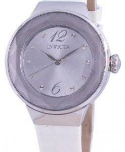 インビクタエンジェル29781クォーツダイヤモンドアクセントレディース腕時計