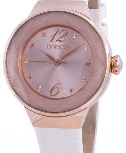 インビクタエンジェル29785クォーツダイヤモンドアクセントレディース腕時計